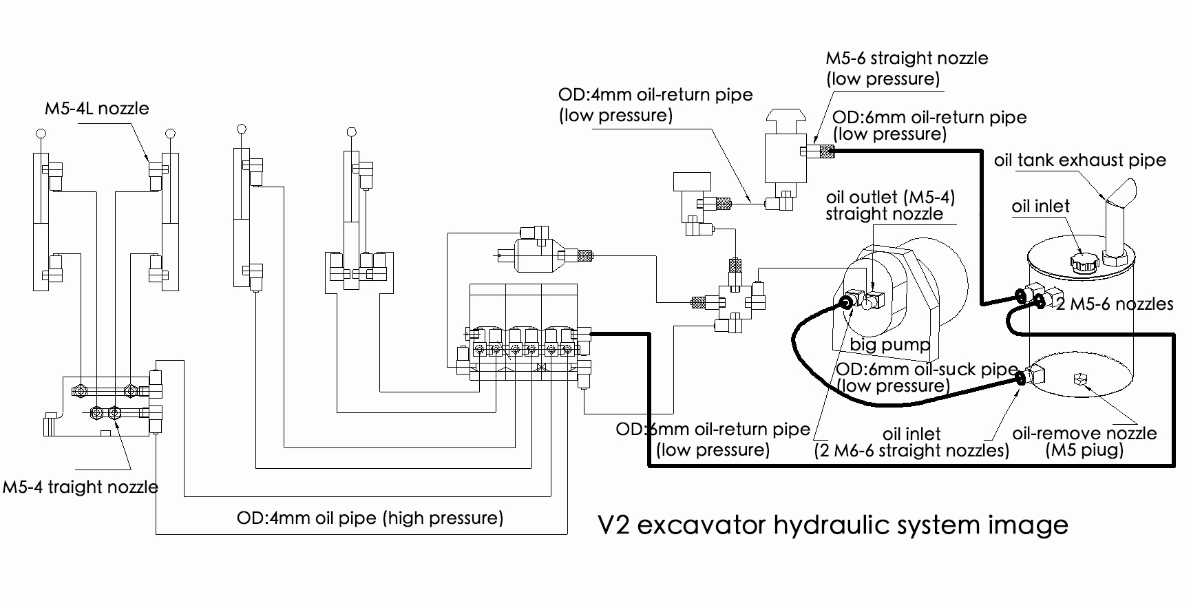 12v Hydraulic Pump Wiring Diagram Collection Sample Wire Download Full Size Of 12 Volt