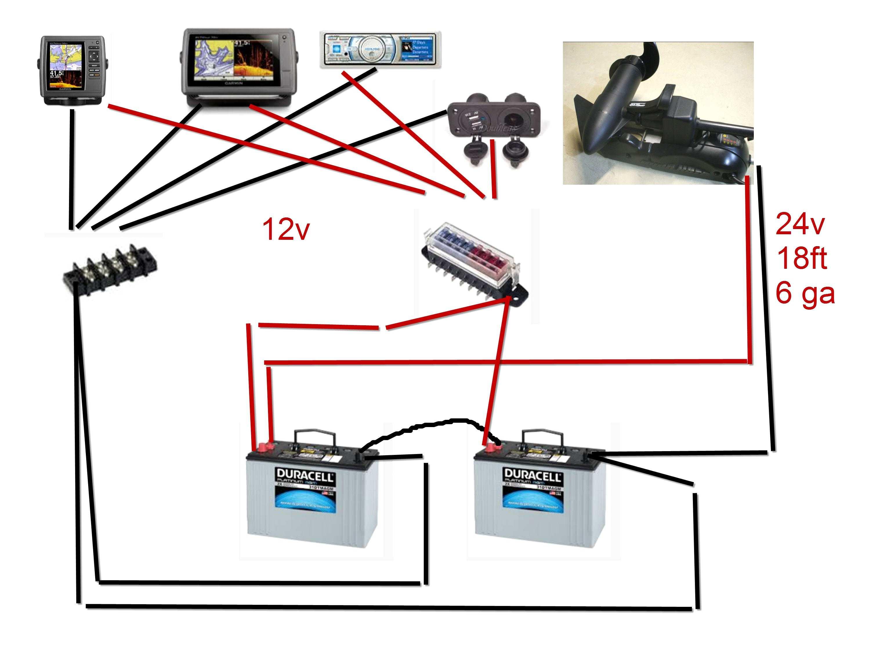 12v trolling motor wiring diagram Download-12v Trolling Motor Wiring Diagram Inspirational Wiring Diagram 12v Trolling Motor Minn Kota 24 In Volt Blurts Me 3-p
