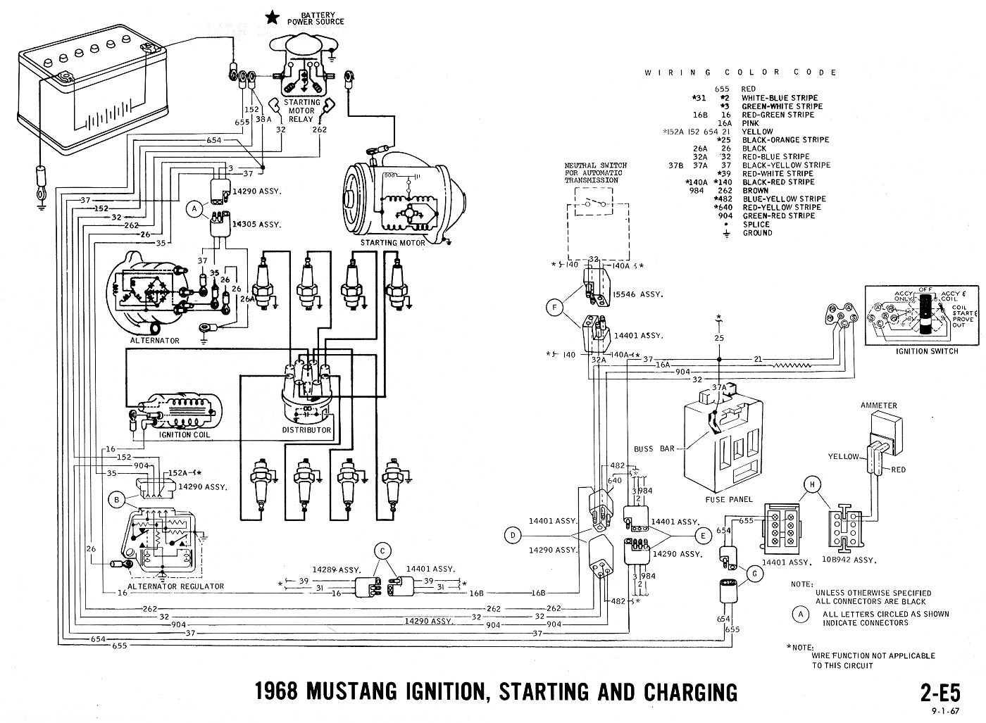1965 mustang ignition wiring diagram Download-1965 Mustang Wiring Diagram New 1965 Mustang Wiring Diagram Blurts 8-c
