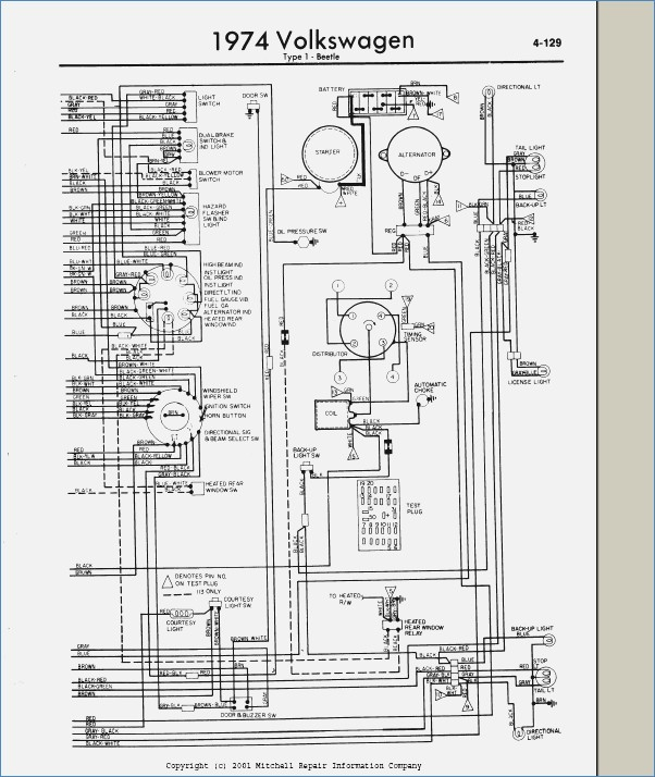 1973 vw super beetle wiring diagram Collection-1974 beetle wiring diagram wire center u2022 rh noramall co 1973 VW Beetle Fuse Box Diagram 1973 Super Beetle Wiring Diagram 8-j