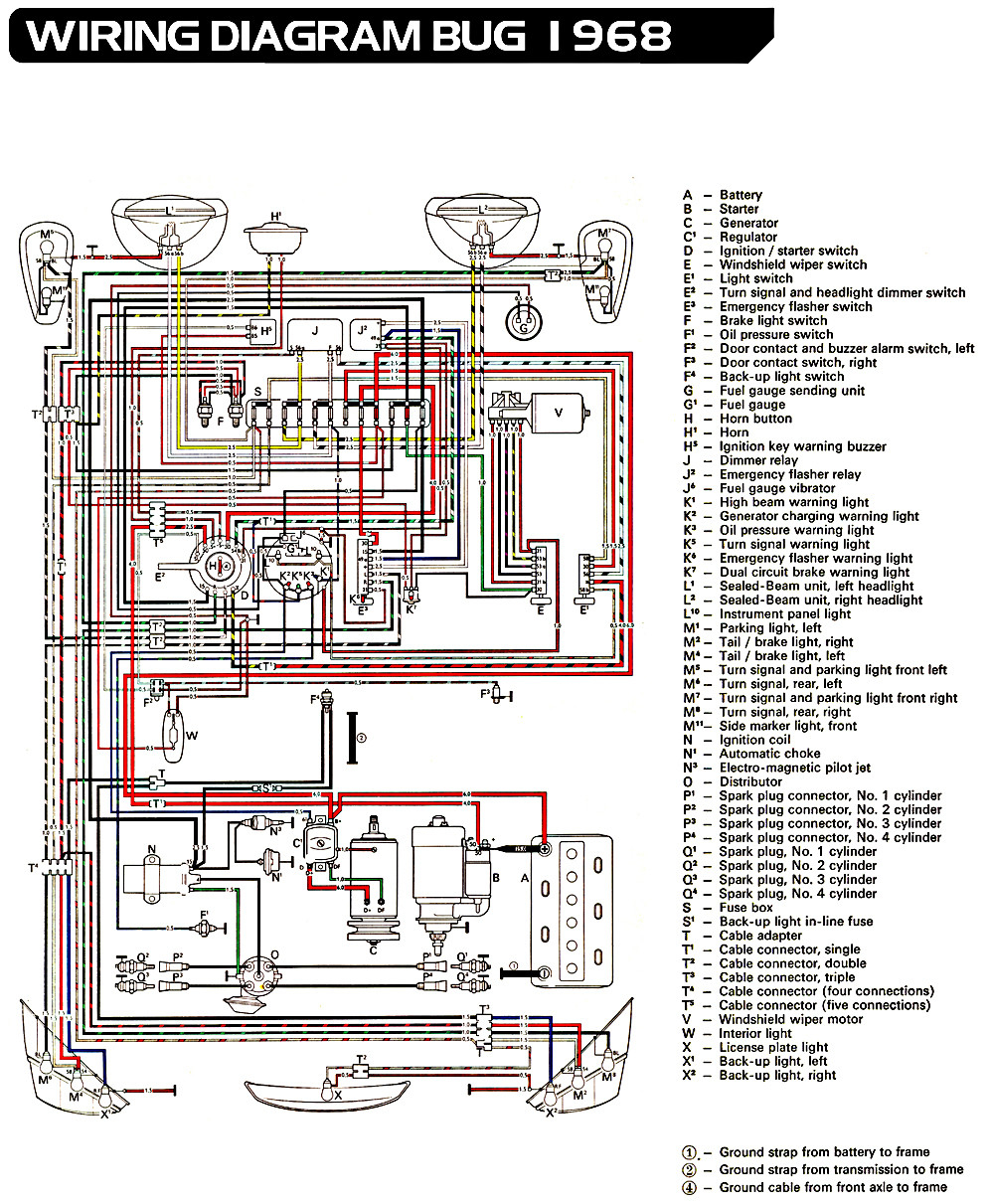 1973 Vw Super Beetle Wiring Diagram - Further 73 Vw Beetle Ignition Switch Wiring Diagram Further Vw Rh Gogowire Co 14n
