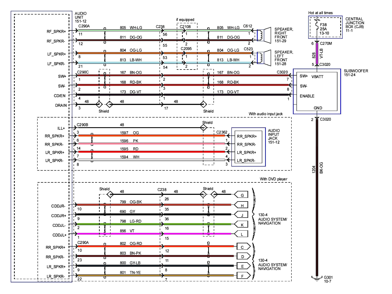 1996 ford Mustang Radio Wiring Diagram Download Wiring