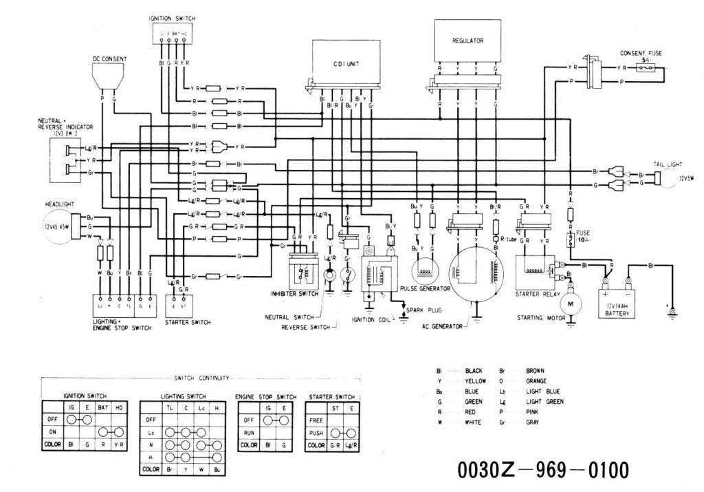 1998 honda fourtrax 300 wiring diagram Download-Honda 300 Fourtrax Wiring Diagram 17-n