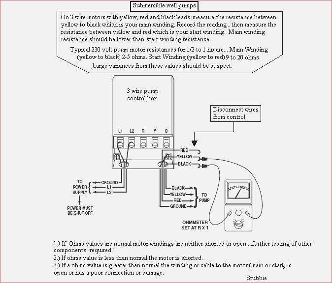 2 wire submersible well pump wiring diagram Download-Submersible Well Pump Wiring Diagram Awesome Well Pump Control Box Wiring Diagram – Davidbolton 15-d