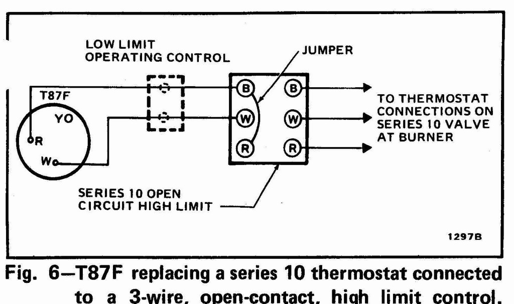 2 wire thermostat wiring diagram heat only Collection-Thermostat Wiring 2 Wires How To Wire A Honeywell Thermostat With 6 Wires 2 Wire Thermostat Wiring Diagram Heat ly Lux Geo Wifi Thermostat Honeywell 2 12-i