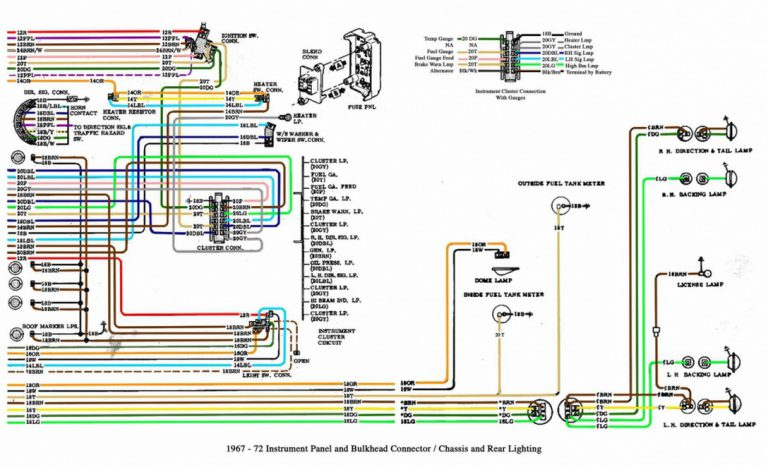 2000 chevy silverado wiring diagram Download-2000 Chevy Silverado Wiring Diagram Color Code 12-r