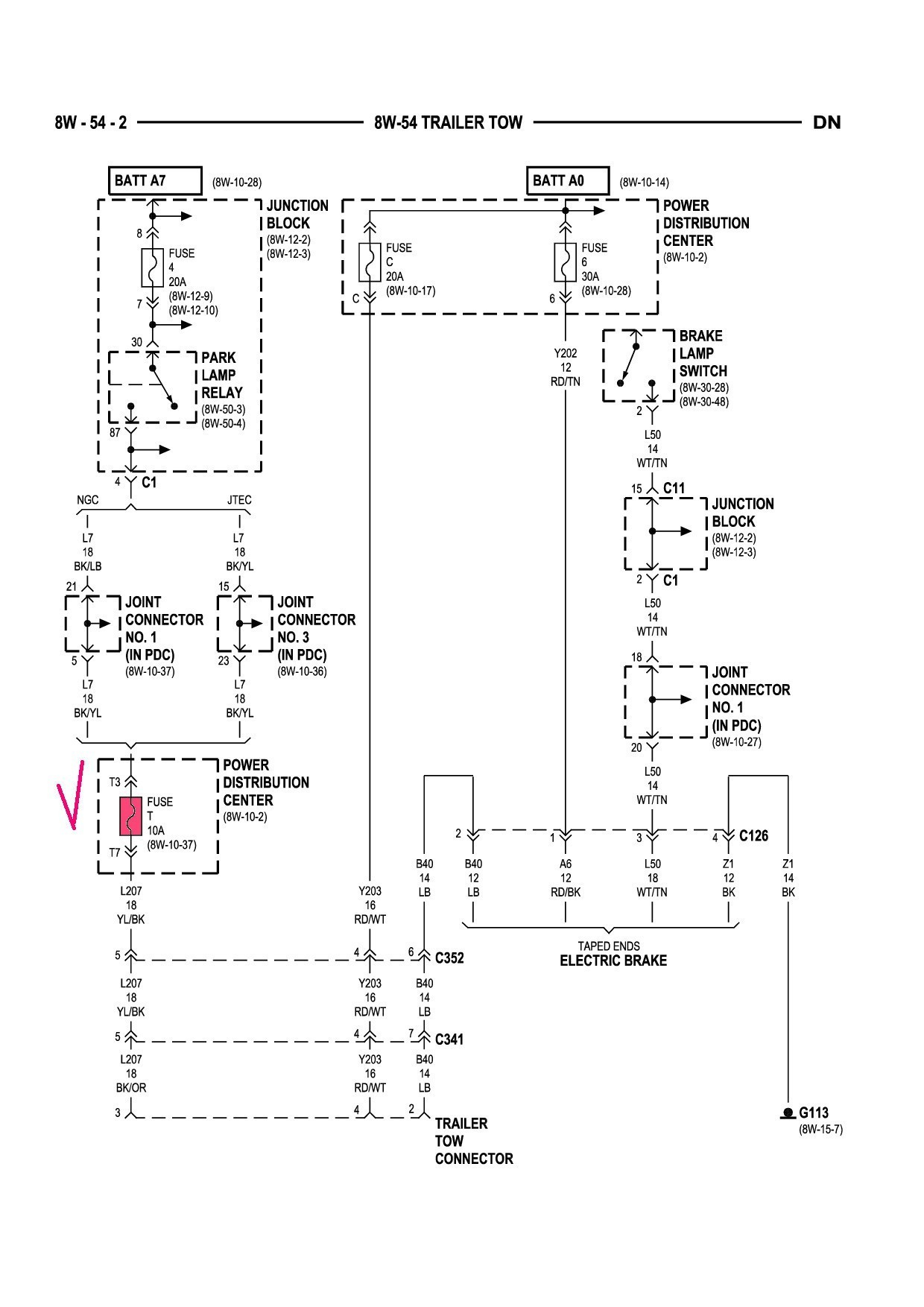 01 dodge 1500 wiring diagram wiring library