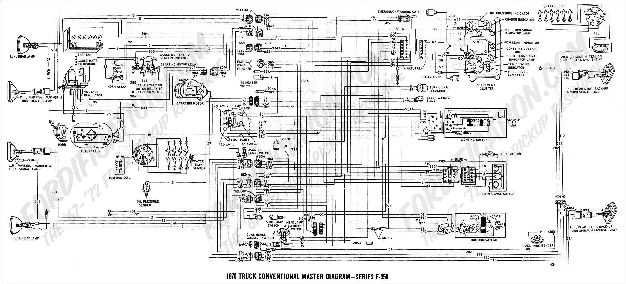 2001 Ford F150 Trailer Wiring Diagram Sample