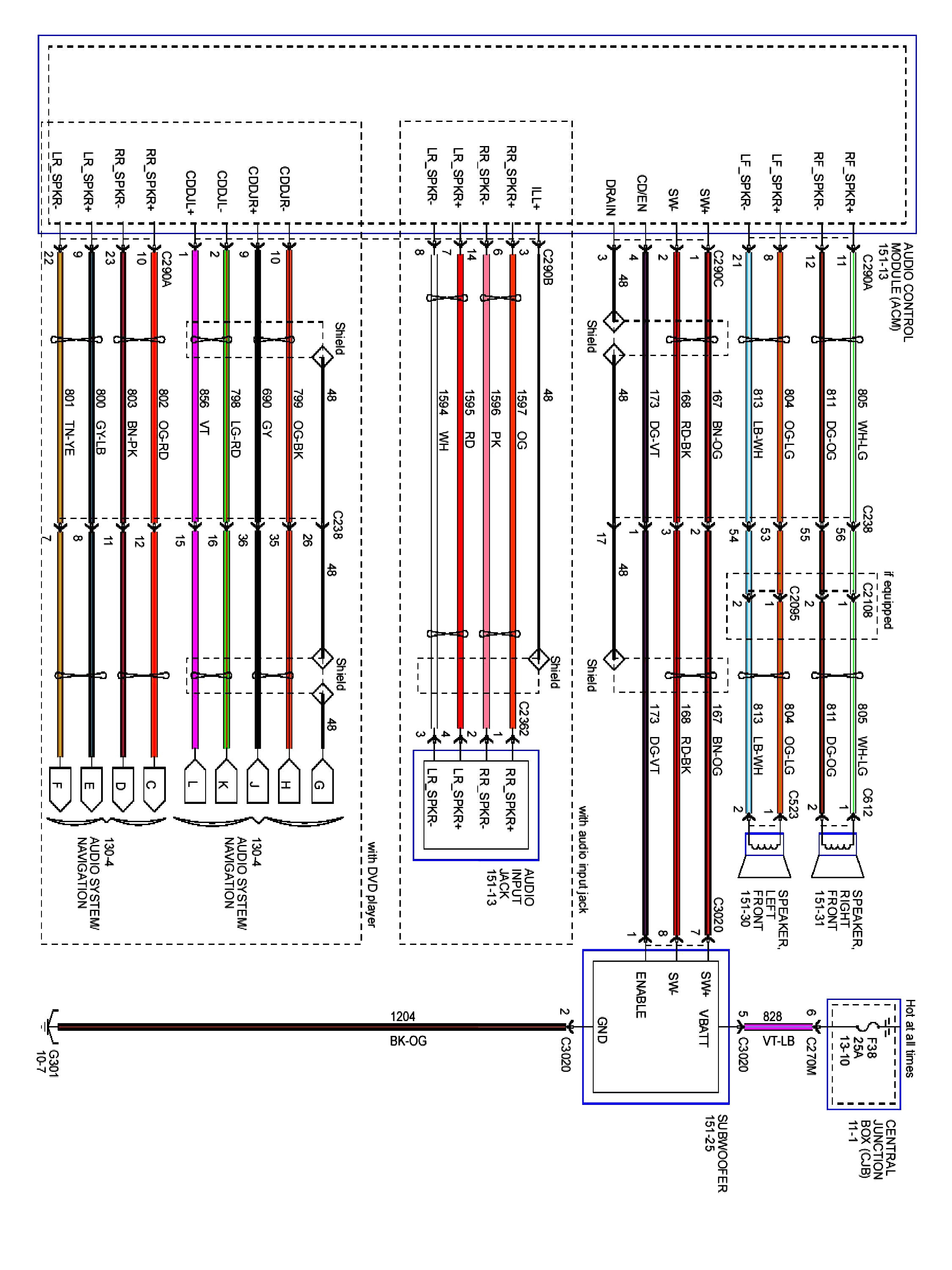 2002 ford f150 trailer wiring diagram Collection-2002 Ford F 250 Super Duty  Trailer Wiring