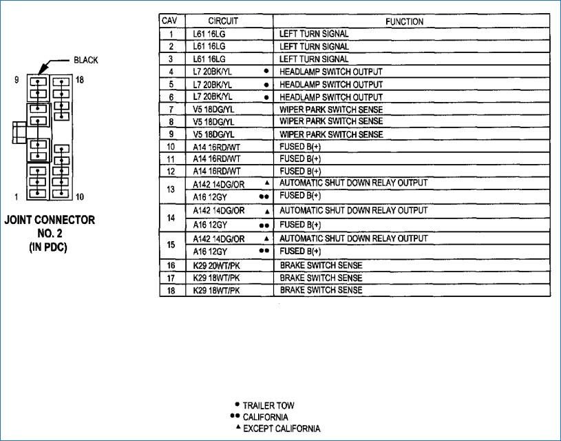 2002 dodge radio wiring diagram list of schematic circuit diagram