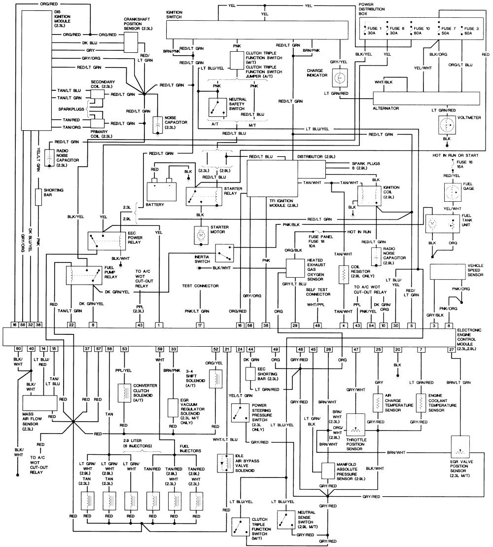 2003 ford taurus wiring diagram pdf gallery