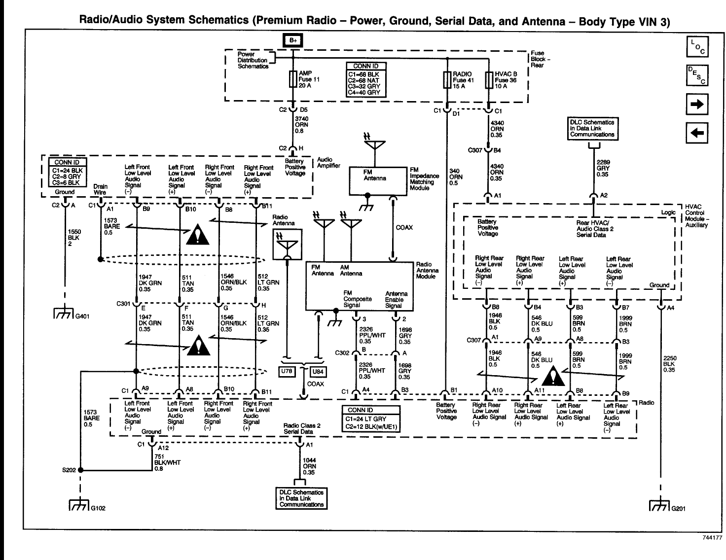 Gmc Radio Wiring Harness Library 2007 Canyon Engine Diagram 2003 Yukon Bose Collection Schematic Rh