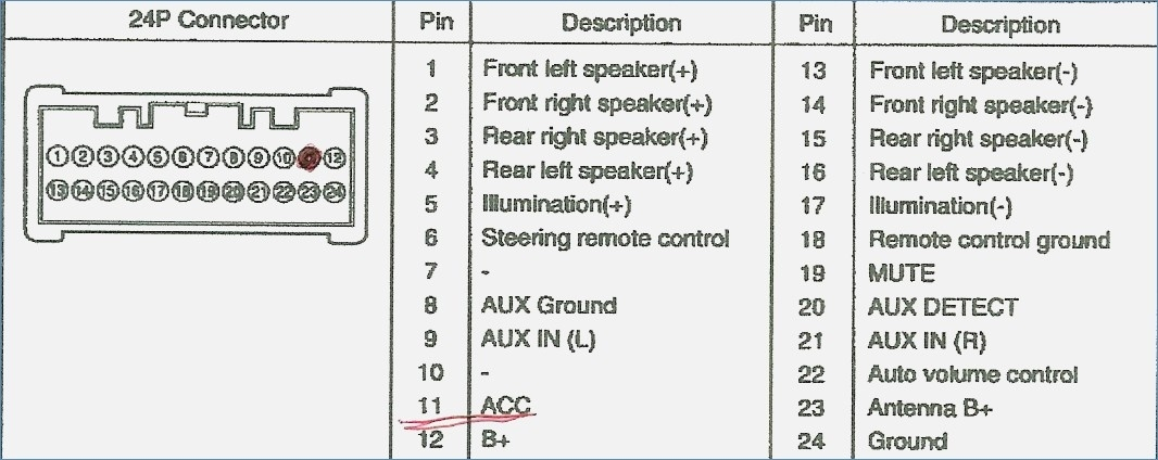 2003 hyundai sonata radio wiring diagram Collection-2003 Hyundai Sonata Radio Wiring Diagram Intended For 2009 13-j