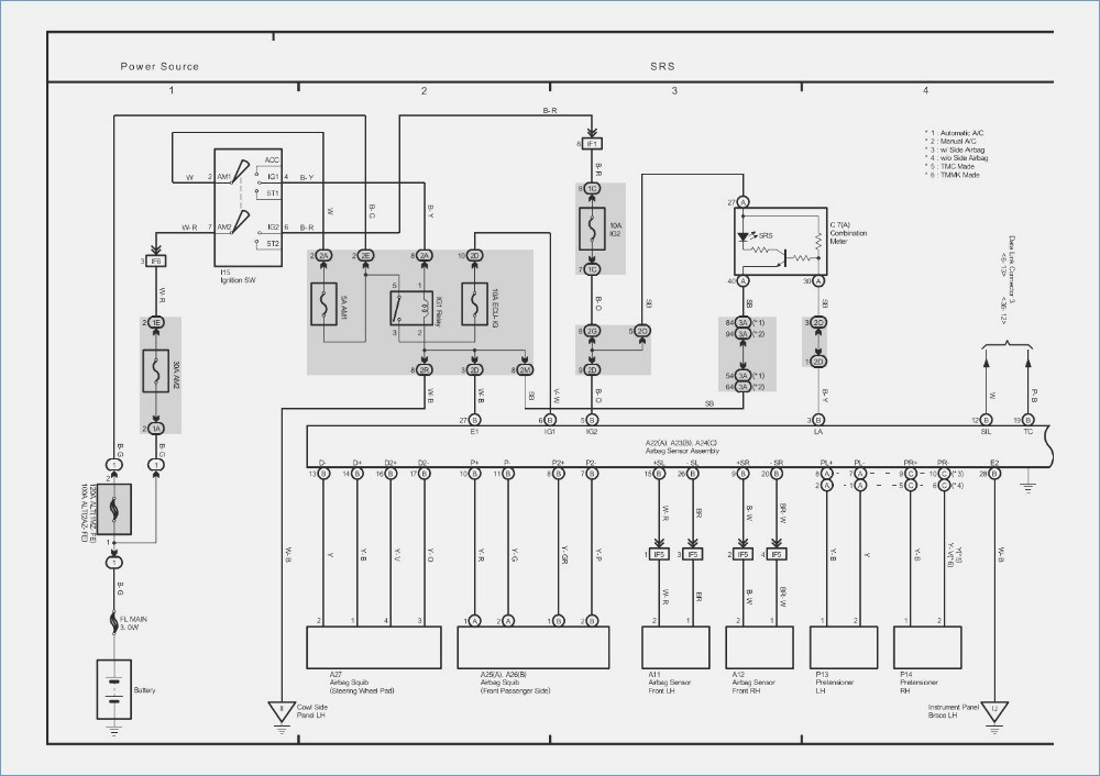 Toyota Avalon Stereo Wiring Diagram Gallery Wiring Diagram Sample - Toyota wiring diagrams download