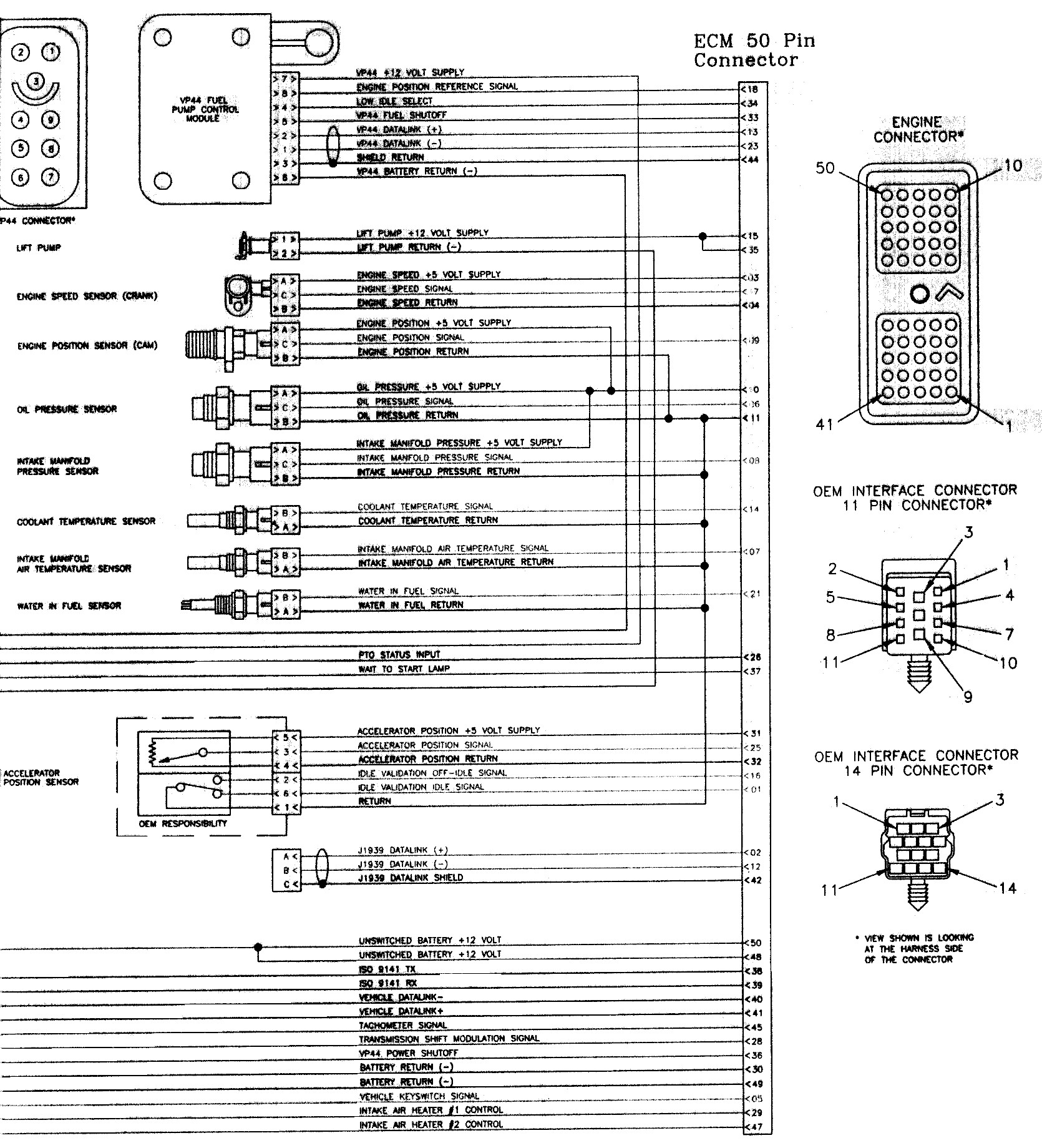 2005 dodge cummins ecm wiring diagram sample