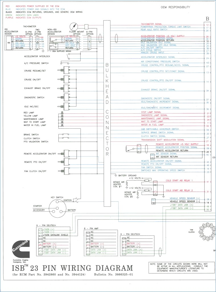 2005 Dodge Cummins Ecm Wiring Diagram Sample Wiring