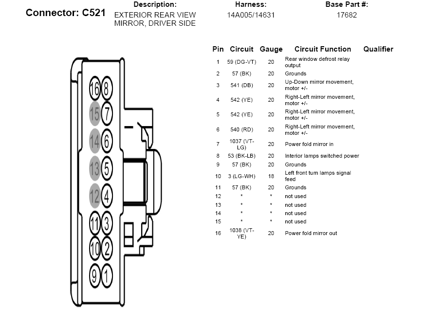2010 ford f150 power mirror wiring diagram diy enthusiasts wiring rh broadwaycomputers us 2004 ford f150 radio wiring diagram 2004 ford f150 radio wiring diagram