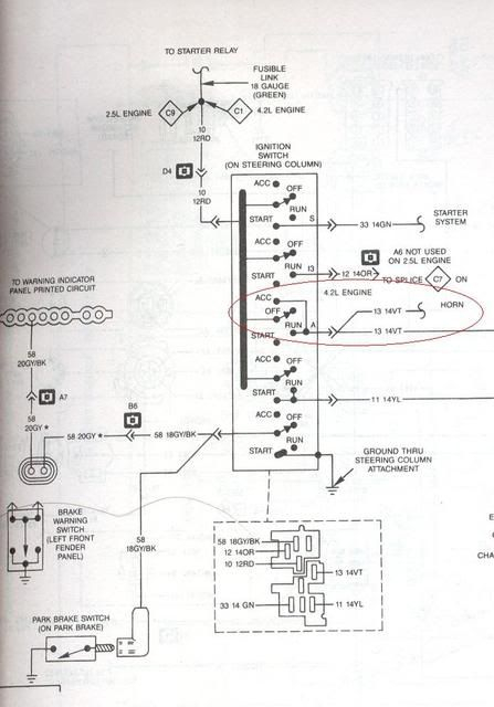 2006 jeep wrangler ignition wiring diagram Download-89 Jeep YJ Wiring Diagram 19-e