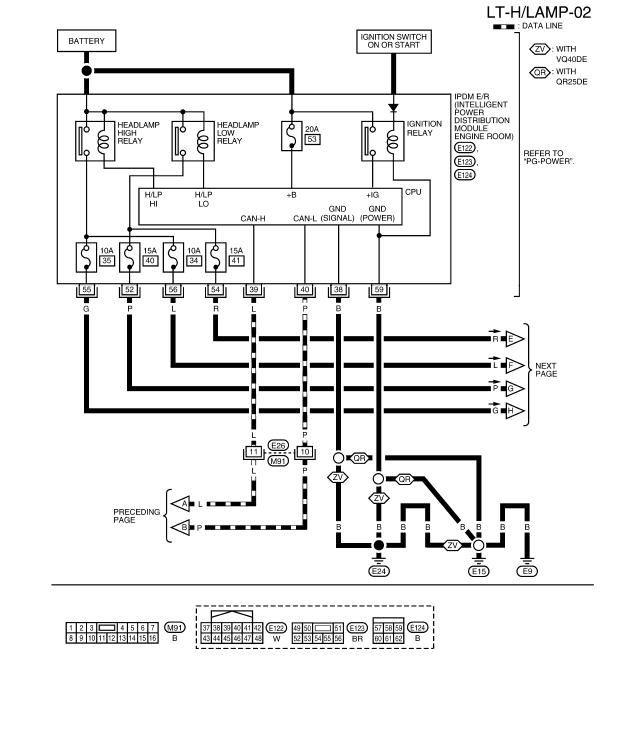 2005 Frontier Wiring Diagram - Schematic Diagrams