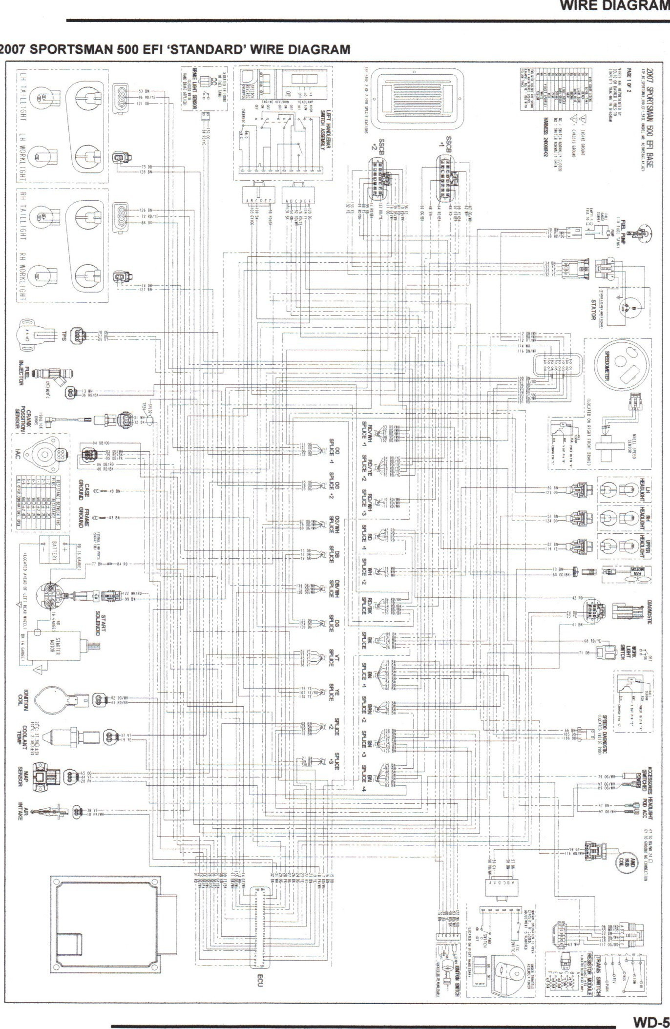 2007 polaris ranger 700 xp wiring diagram sample