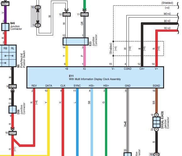 2009 toyota tacoma trailer wiring diagram sample wiring diagram sample rh faceitsalon com toyota tacoma trailer wiring diagram 2006 toyota tacoma trailer wiring diagram