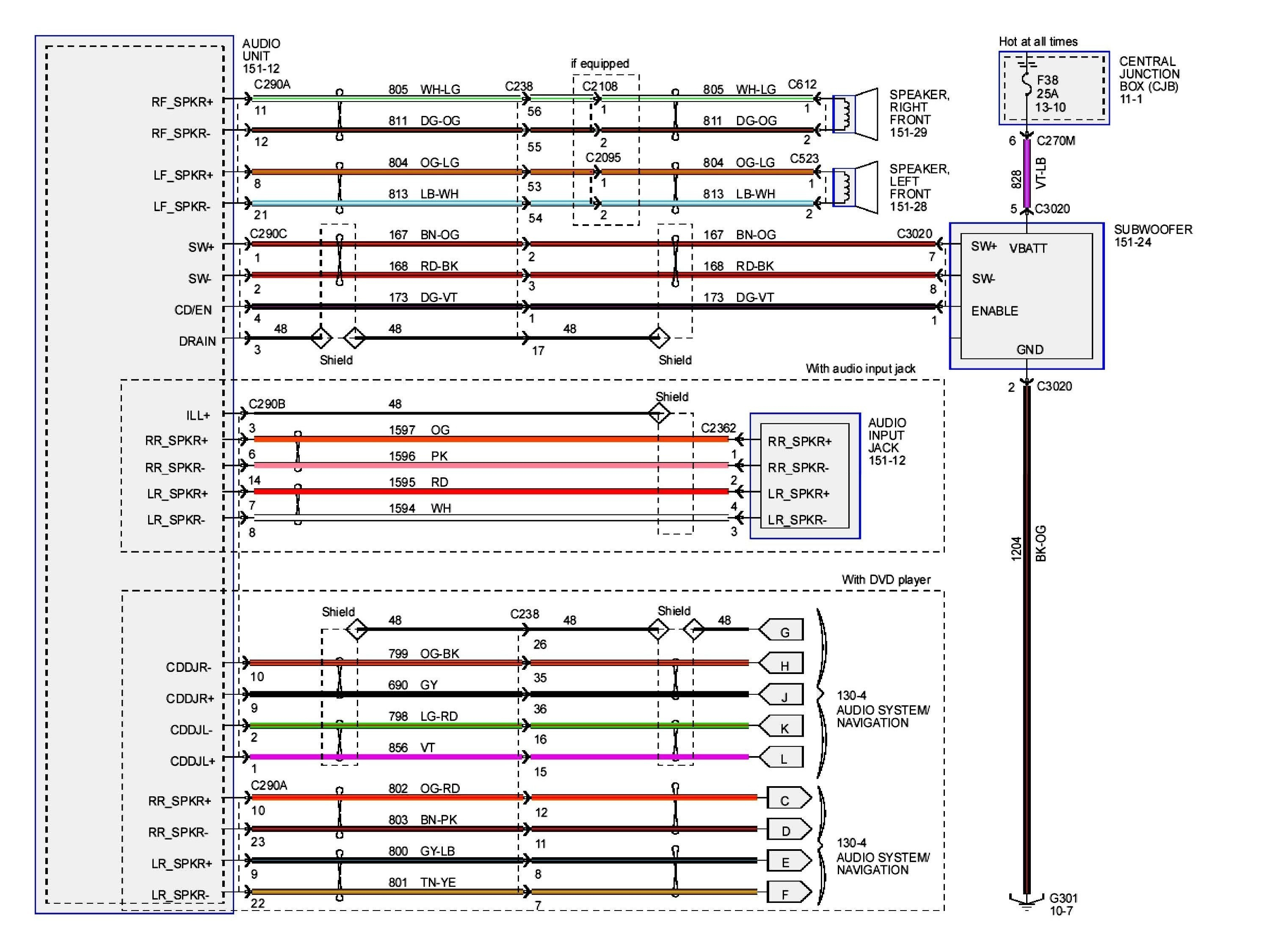 2011 F750 Fuse Box - Wiring Diagram Schematics F Wiring Diagram on