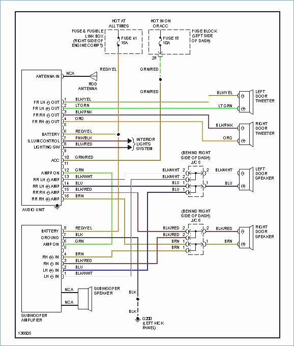 wiring diagram for 2006 nissan altima dash lights best of nissan bose car stereo wiring wiring