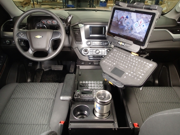 "2017 tahoe police package wiring diagram Download-2015 2018 Chevrolet Tahoe Police Pursuit Vehicle PPV & 2015 2018 Chevrolet Suburban 12 5"" Wide 13"" Vehicle Specific Console w Internal Printer Mount 11-g"