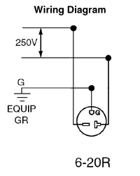 20a 250v receptacle wiring diagram collection-document wiring diagram 1-b