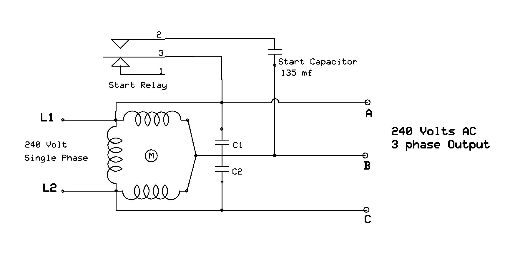 V Motor Wiring Diagram Single Phase Collection Wiring Diagram - 240v motor wiring diagram single phase