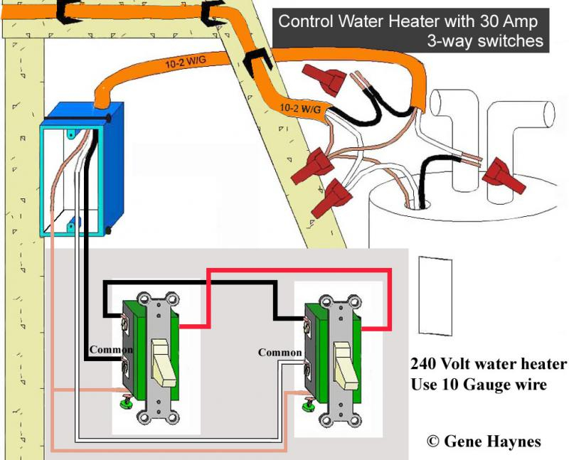 240v water heater wiring diagram Collection-Newest 240V Water Heater Wiring Diagram Control Water Heater Using 7-k
