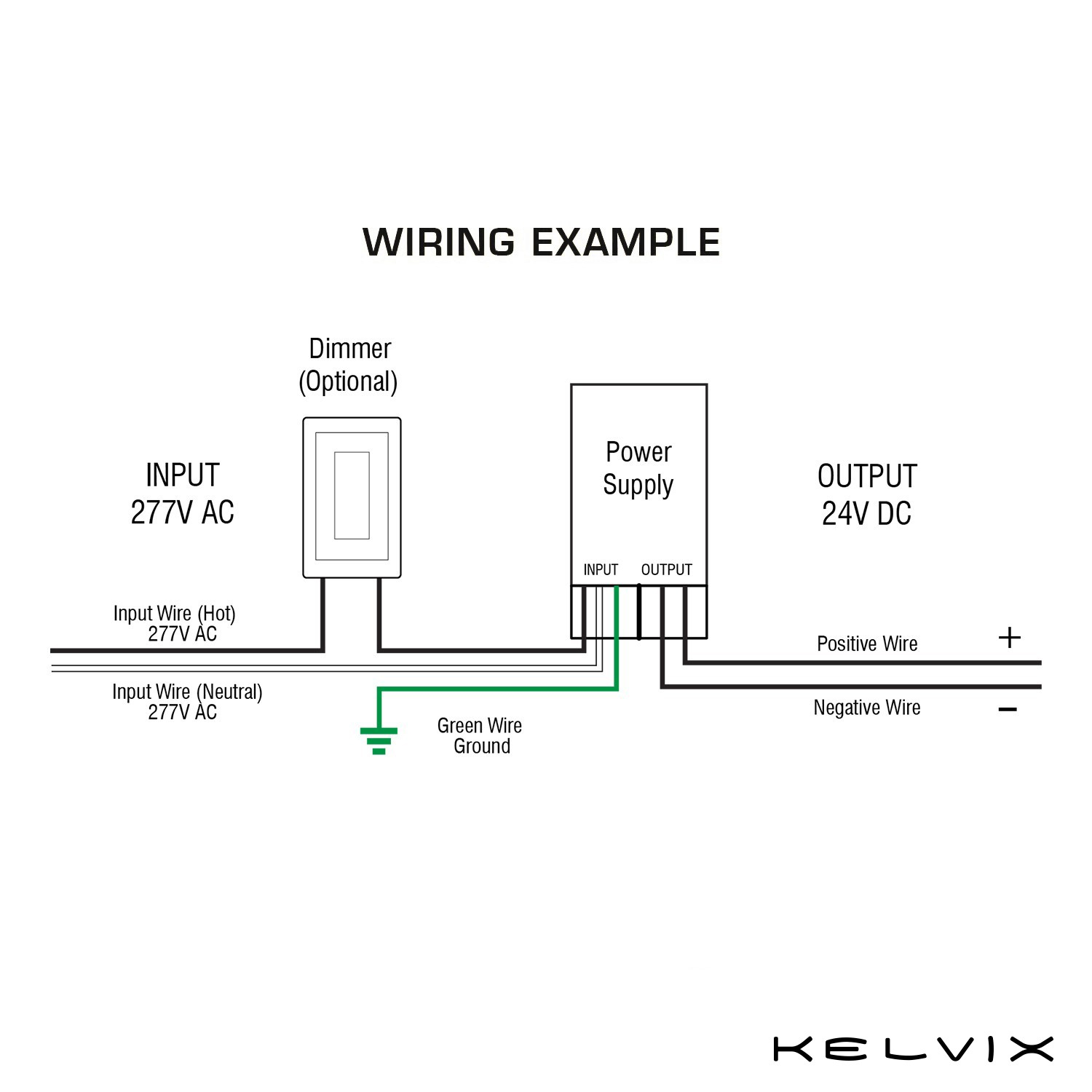 277v Ballast Wiring - Switch Diagram •