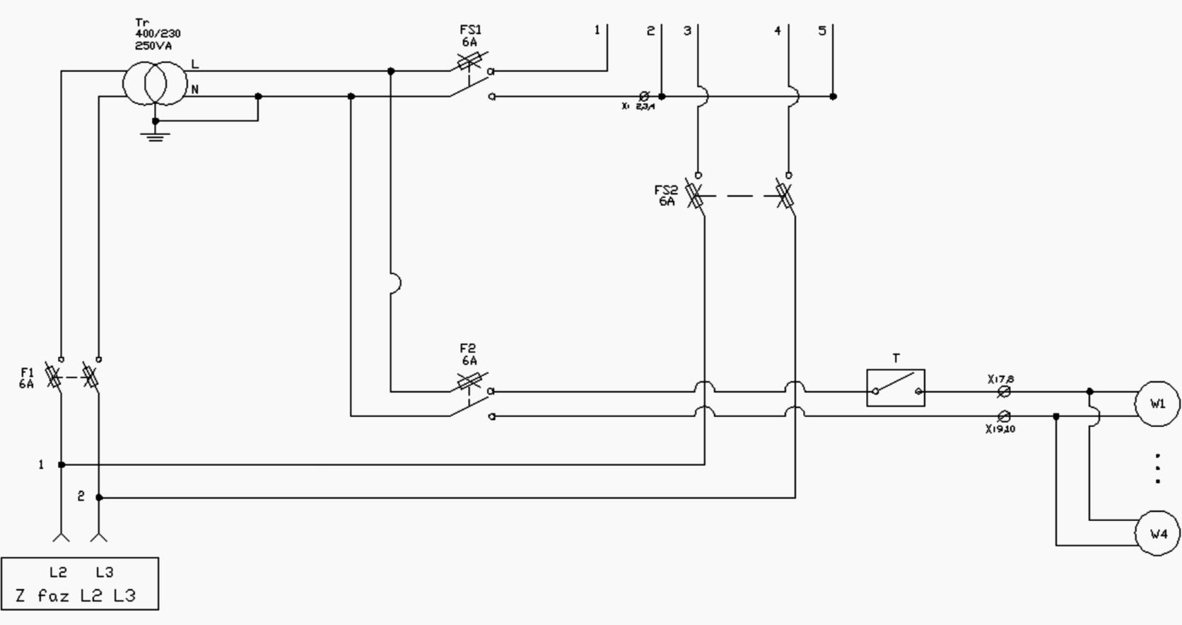 Three Phase Capacitor Wiring Diagram - Wiring Diagrams Folder on