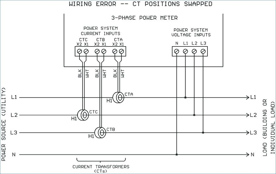 3 phase current transformer wiring diagram Collection-3 phase meter base wiring diagram famous transformer wiring diagrams three phase contemporary wiring a switch 16-k