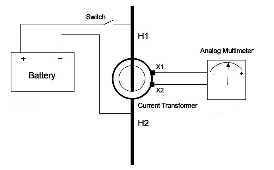 3 Phase Current Transformer Wiring Diagram Sample