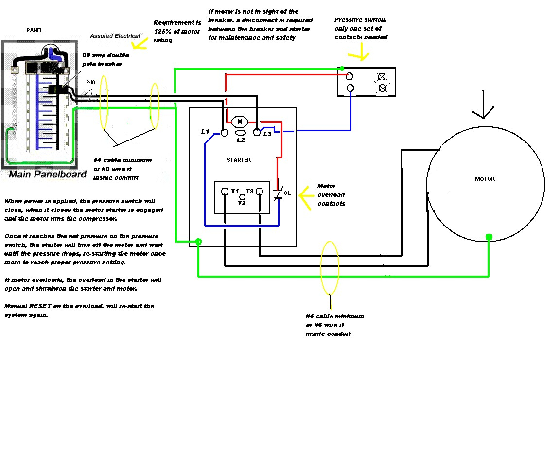 3 phase disconnect switch wiring diagram Download-pressor motor wiring wiring diagram wayne pressor diagram 220v pressor wiring wiring diagram 1 hp motor 19-j