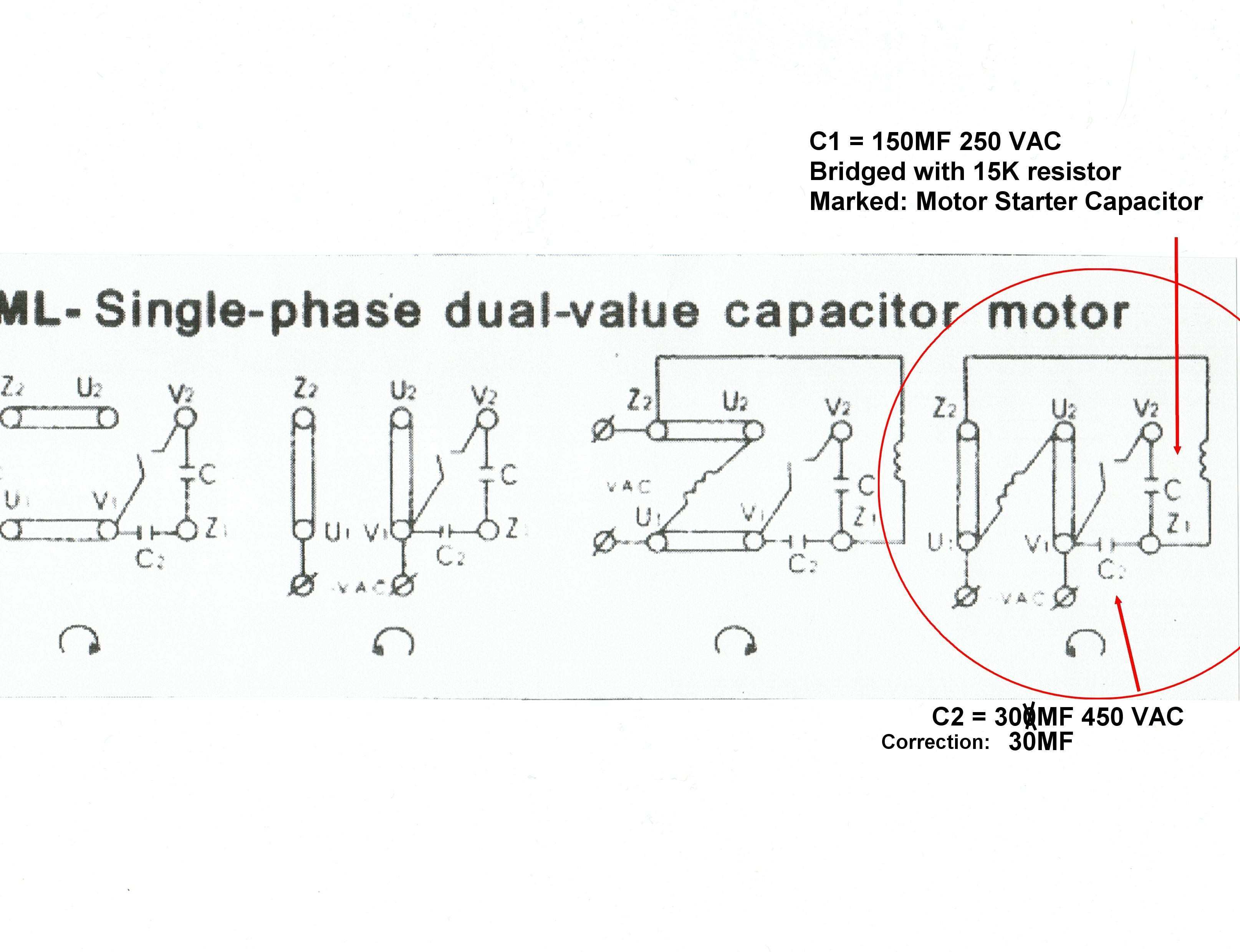 3 Phase Motor Wiring Diagram 12 Leads Sample