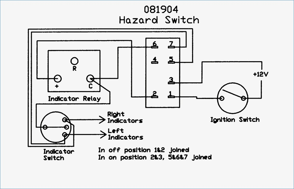 3 pin led flasher relay wiring diagram Download-Wiring Diagram for Indicator Switch 12-j