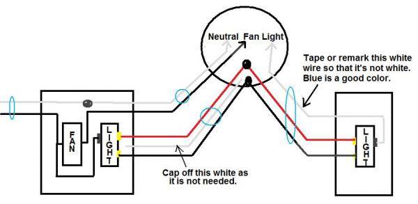 3 Way Fan Switch Wiring Diagram Gallery | Wiring Diagram Sample