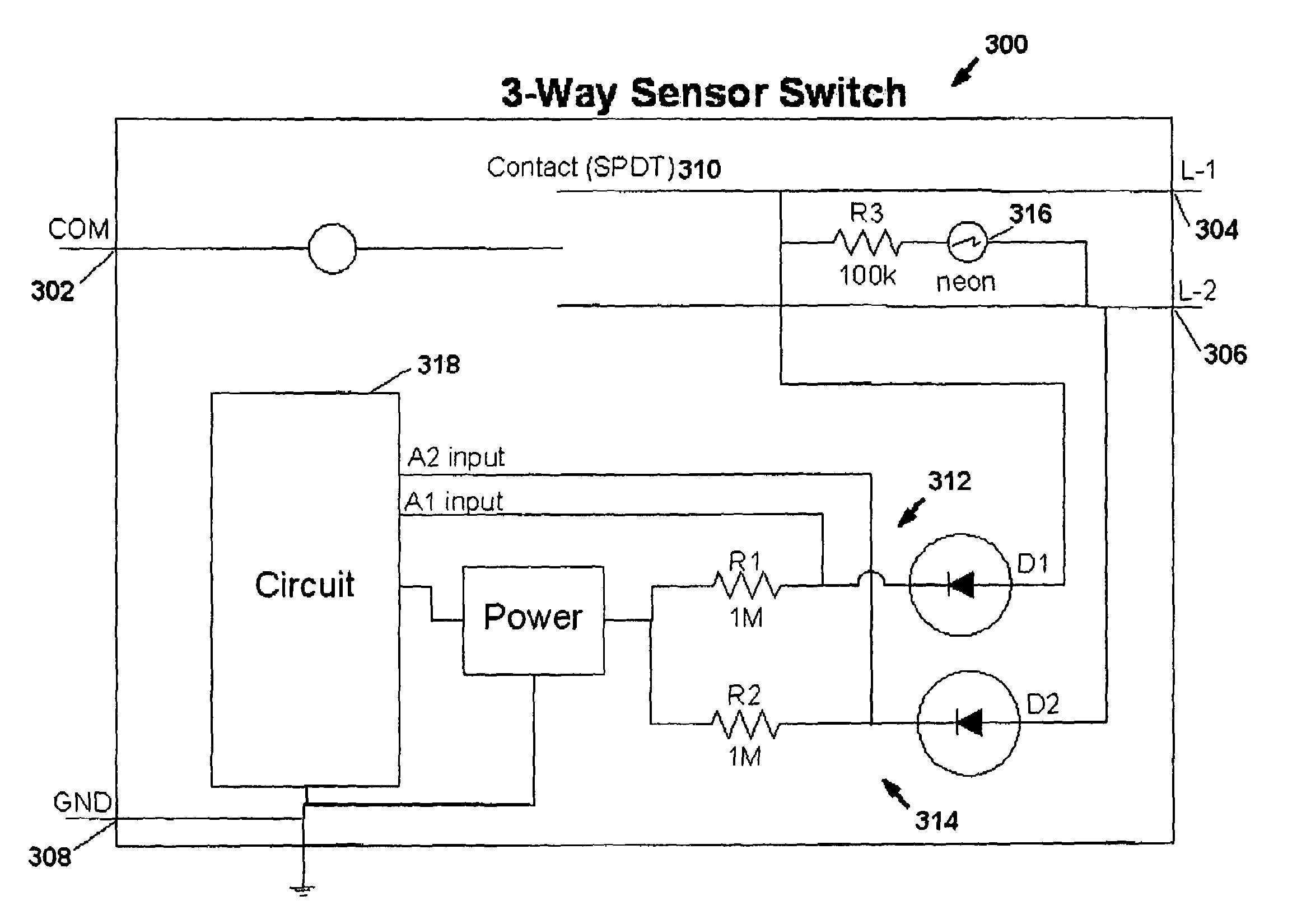 3 way motion sensor switch wiring diagram Collection-New Leviton Motion Sensor Wiring Diagram 4-k