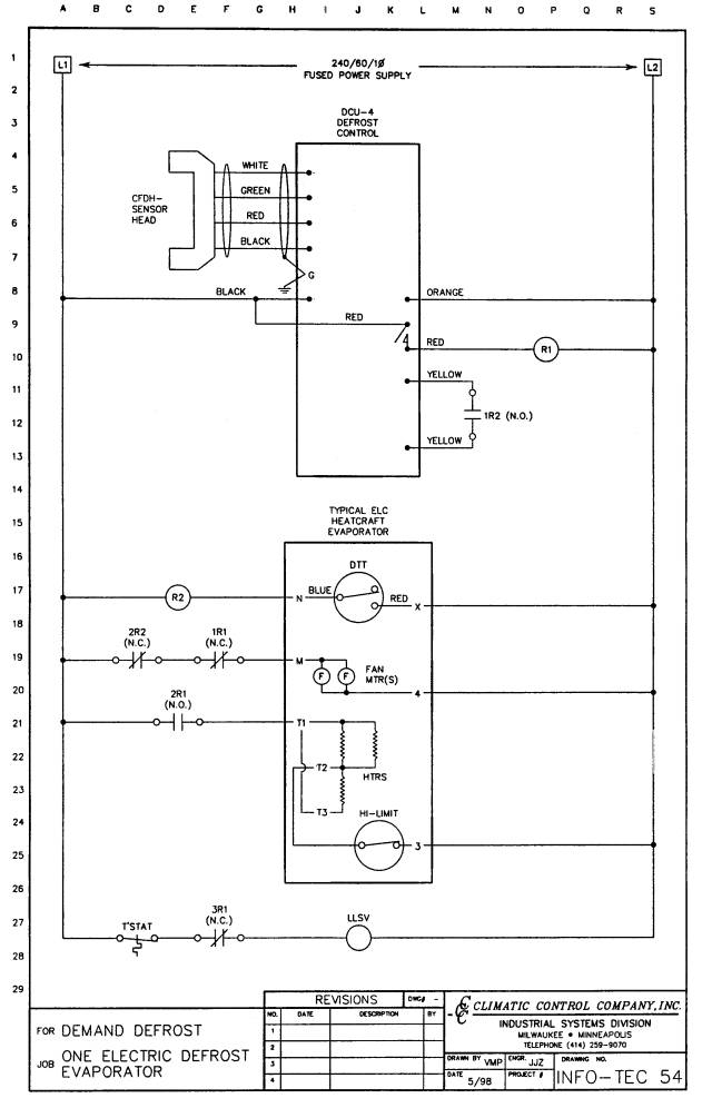 3       Wire    Defrost Termination Switch    Wiring       Diagram    Download      Wiring       Diagram    Sample