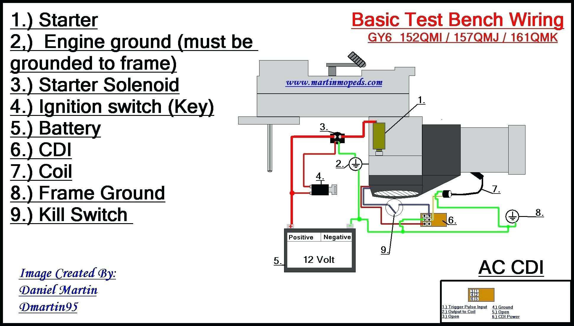 WRG-6653] Relay Wiring Diagram 4 Pole on