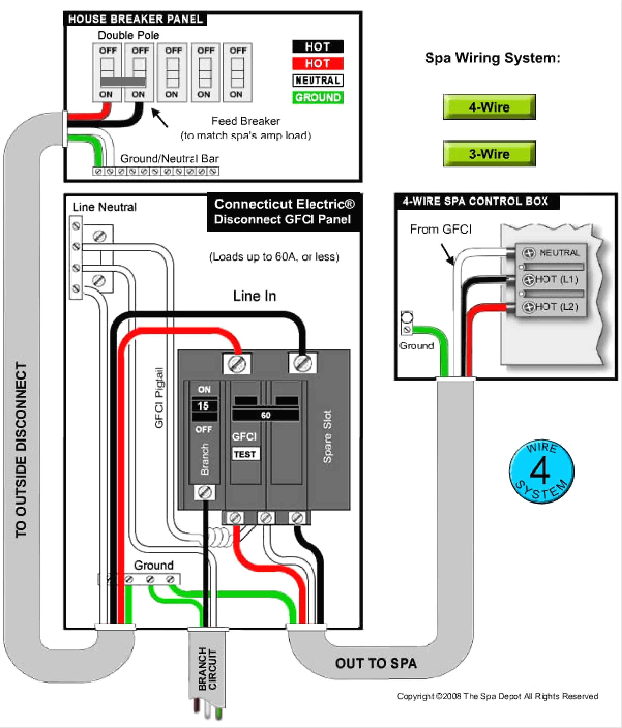 Amp Square D Gfci Breaker Wiring Diagram Pole Gfci Breaker Wiring Diagram Fresh Gfi Box Square D Amp Q