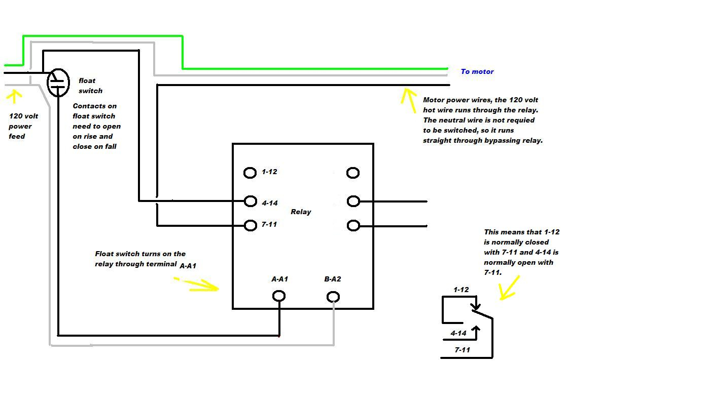 24v relay circuit diagram all wiring diagram Latching Relay Wiring Diagram