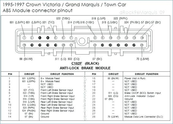 1994 lincoln town car stereo wiring diagram  u2022 wiring