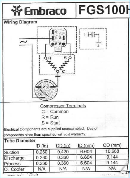 Ac Compressor Wiring Diagram Gallery | Wiring Diagram Sample on