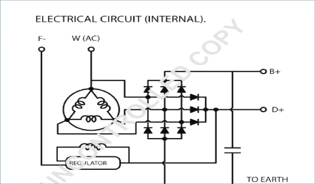 ac delco alternator wiring diagram Collection-Wiring Diagrams Ac Delco Alternator Wiring Sbc E Wire