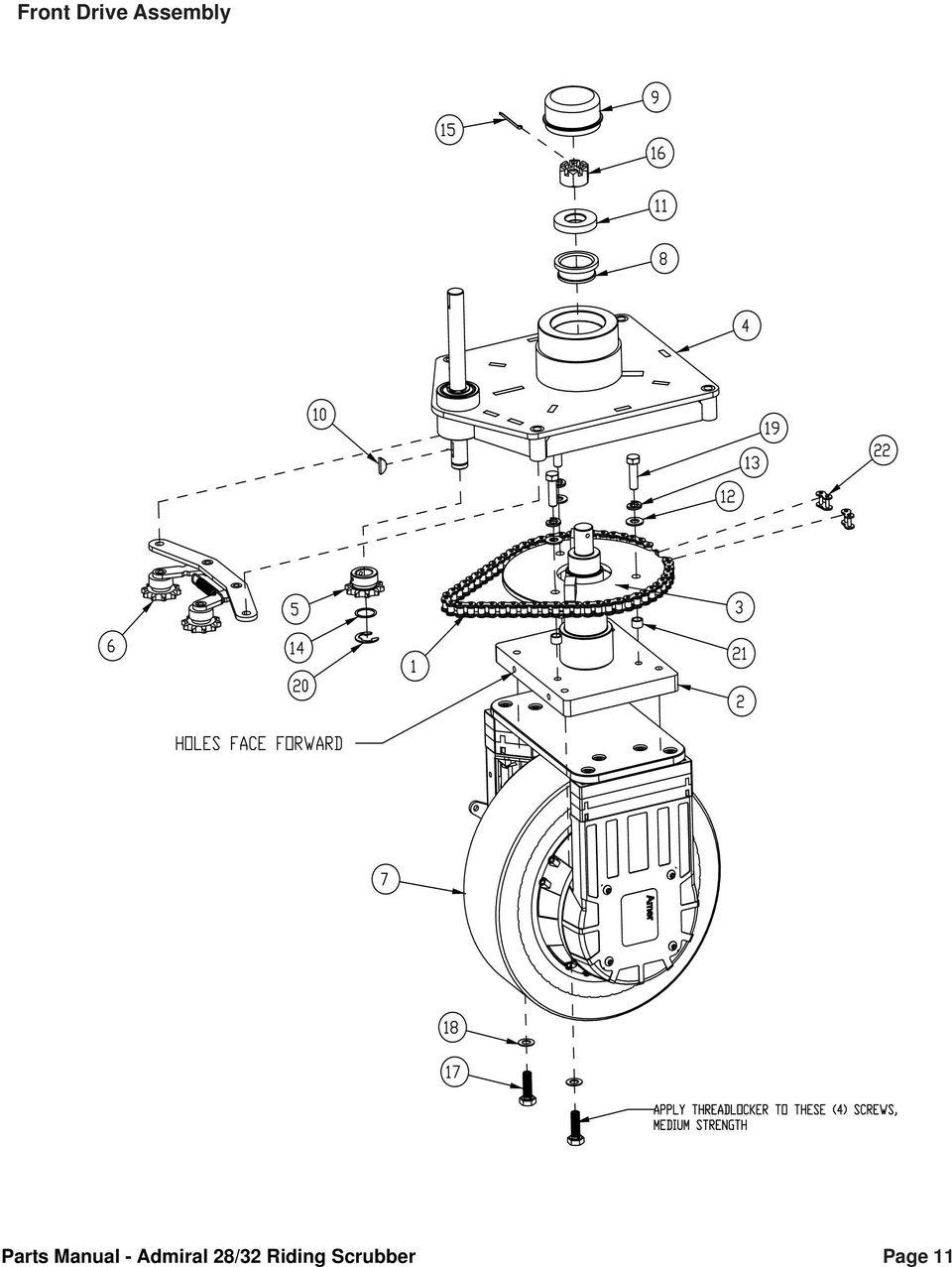 admiral dryer wiring diagram Download-Admiral Dryer Parts Diagram Luxury Admiral 28 32 Riding Scrubber Pdf 3-m