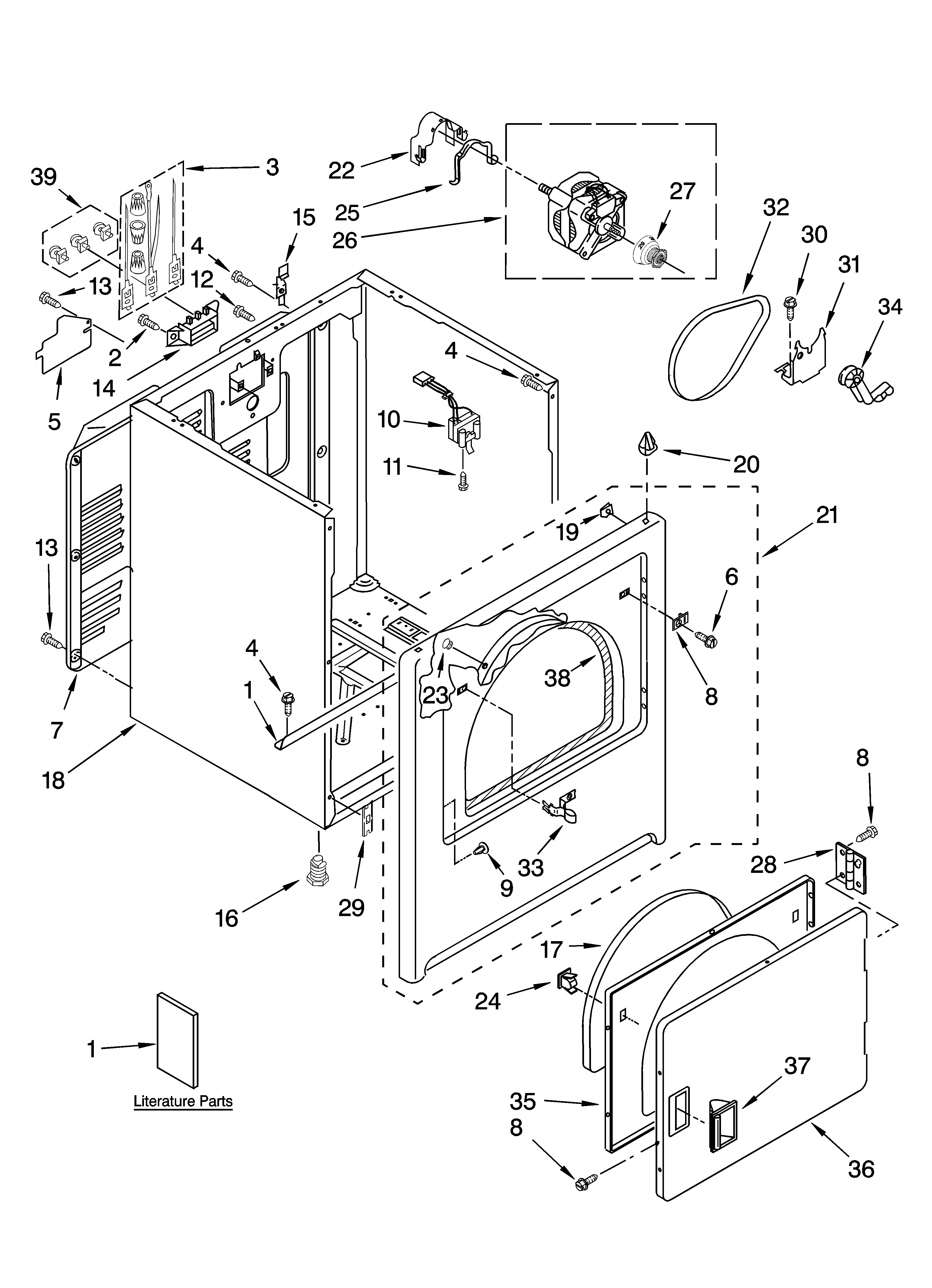 admiral dryer wiring diagram Download-Admiral Dryer Parts Diagram Unique Admiral Admiral Laundry Parts Model Pump Control Panel Wiring 8-k