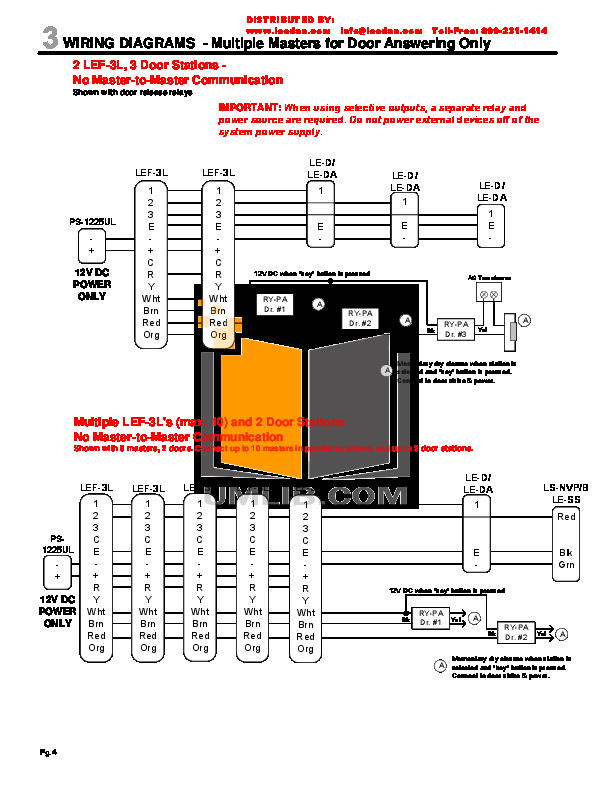 aiphone lef 3l wiring diagram Download-AiPhone Lef 10 Wiring Diagram Fresh Great AiPhone Inter Wiring Diagram Inspiration 10-k